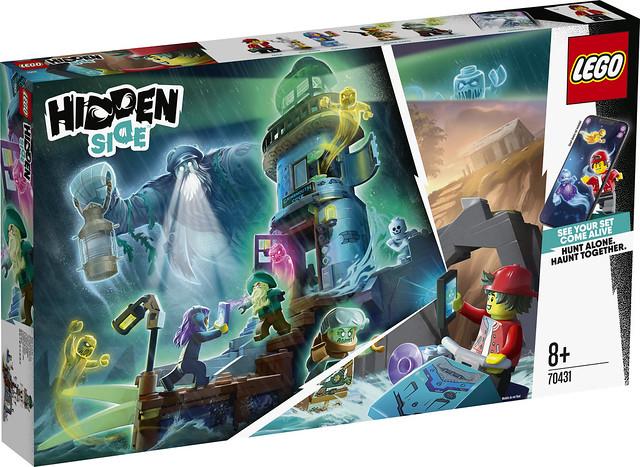 70431_LEGO-Hidden-Side_Der-Leuchtturm-der-Dunkelheit_Packung