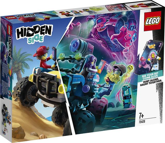 70428_LEGO-Hidden-Side_Jacks-Strandbuggy_Packung