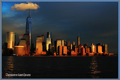 LA HORA MÁGICA. THE MAGIC HOUR. NEW YORK CITY.