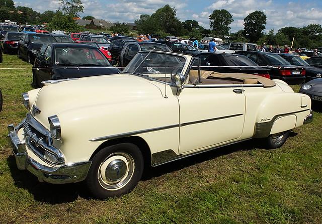 Chevrolet De Luxe Convertible 1952