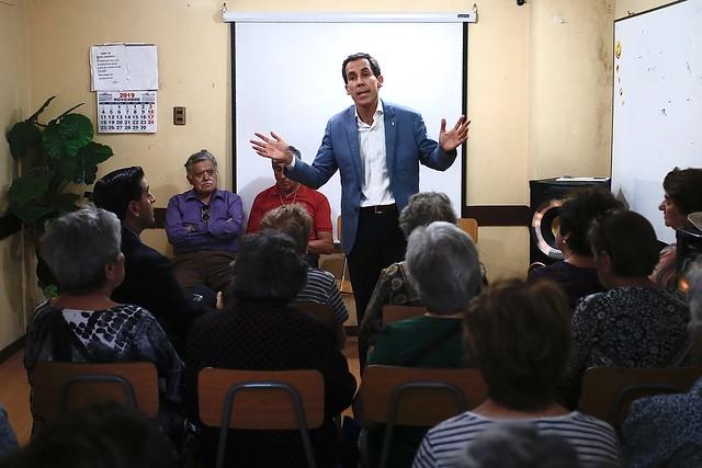 #EnTerreno : Conversatorio Población Centenario