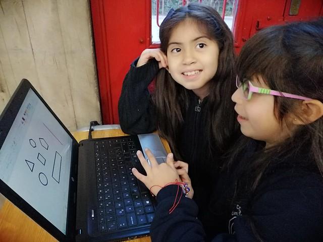 2º Básico B: Proyecto TIC de Tecnología