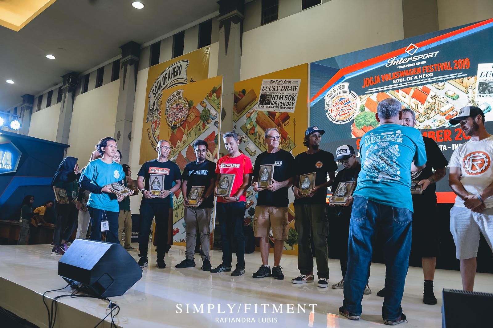 JOGJA VOLKSWAGEN FESTIVAL (JVWF) 2019 // SOUL OF HERO