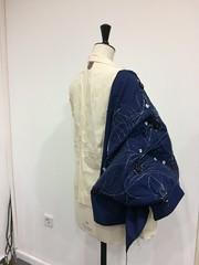 possible sleeve drape