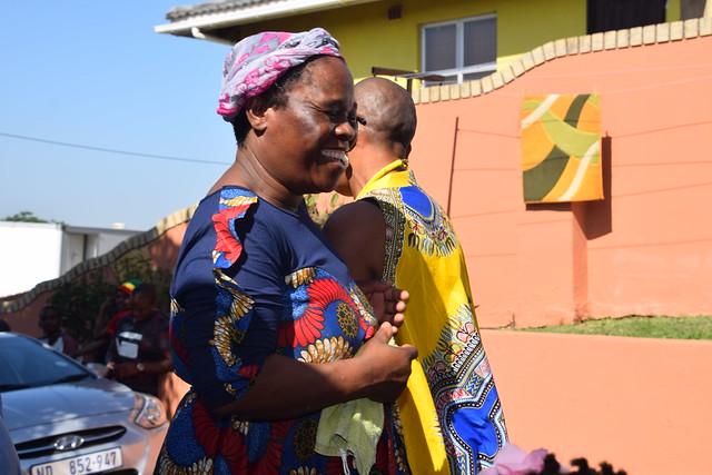 DSC_9696 Sbusi Zulu Umemulo Coming of Age Ceremony Reception Umlazi Durban KwaZulu-Natal South Africa November 2019