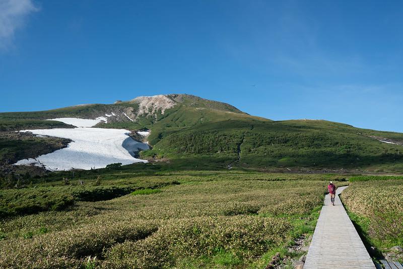 白山を登拝する