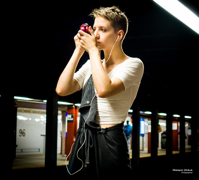 The New Yorkers - Subway makeup