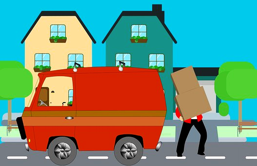 Professional DC Movers