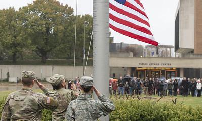 UIS Feature: Honoring Veterans