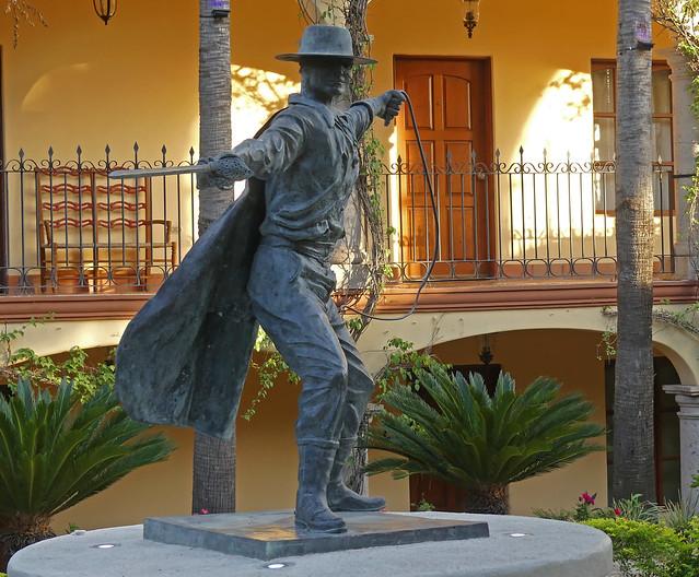 Zorro Posada El Hidalgo  El Fuerte   0016pr