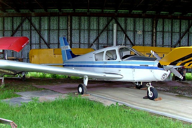C-FTVV   Piper PA-28-140 Cherokee E [28-7225123] Saint-Lazare~C 18/06/2005