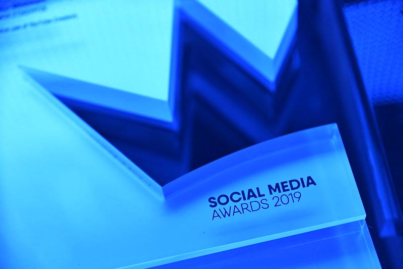Social Media Awards 2019 Ceremony