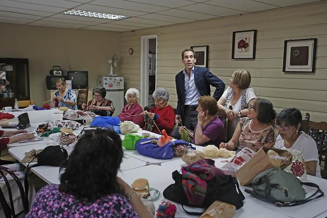 #EnTerreno : Centro de Madres Población Pedro Montt