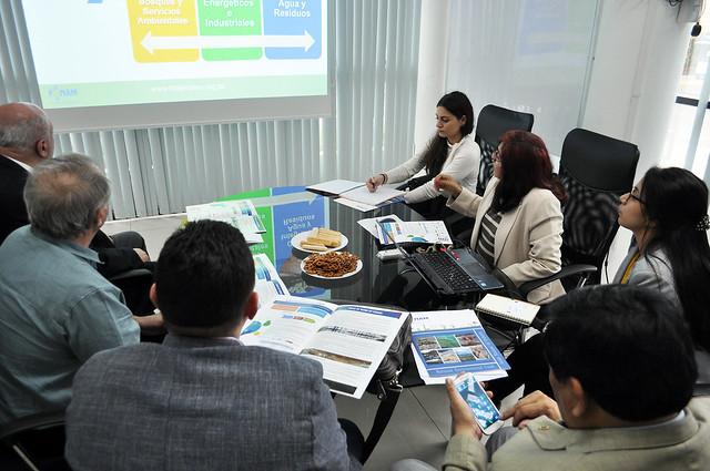 FONAM promoviendo negocios en Eficiencia Energética y Energías Renovables