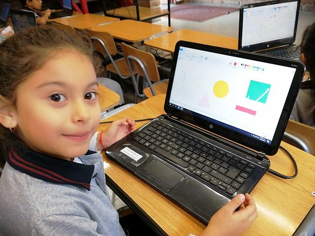 Proyecto TIC Tecnología  1º Básico A
