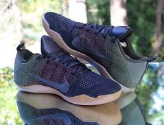 Nike Kobe 11 Elite Low 4KB Black Horse 824463-063 Men's Size 10