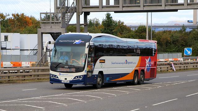 54356 YX67UPA Stagecoach Fife