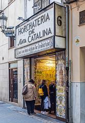 Traditional Horchateria (Plaza de la Reina)  Valencia  (Fujifilm X100F) (1 of 1)