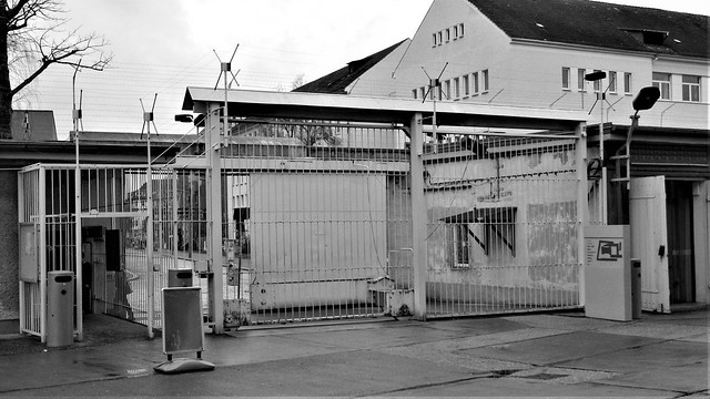 Central Detention Center of the State Security of the GDR