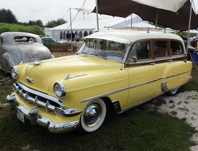 Chevrolet Bel Air Station Wagon 1954