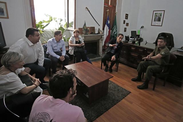 #EnTerreno: Reunión Por Más Seguridad Durante la Contingencia