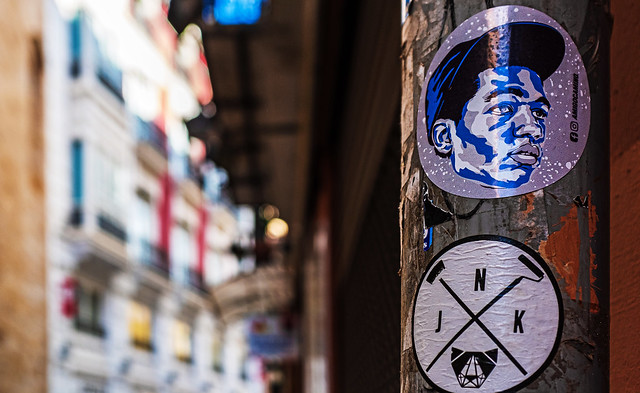 Stickers - Valencia (Fujifilm X100F) (1 of 1)