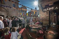 Mercado Medieval de las tres culturas, Cáceres (2015)