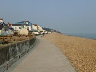 Sandgate beach