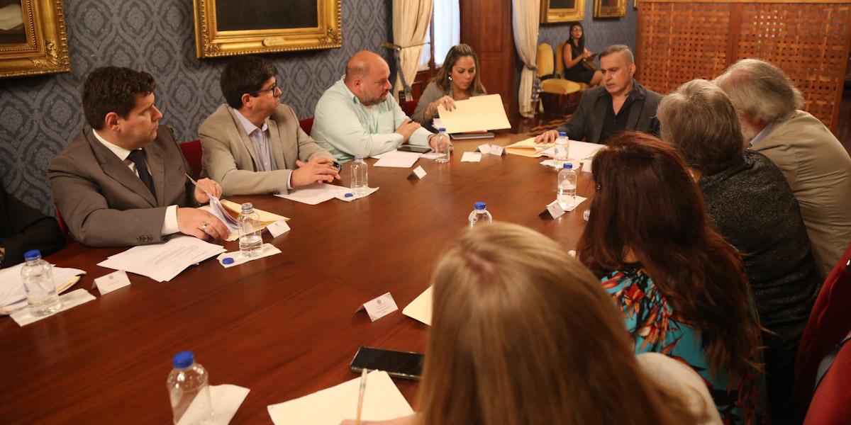 Coalición Internacional de Juristas por la Paz se reúne con autoridades de Poderes Públicos de Venezuela