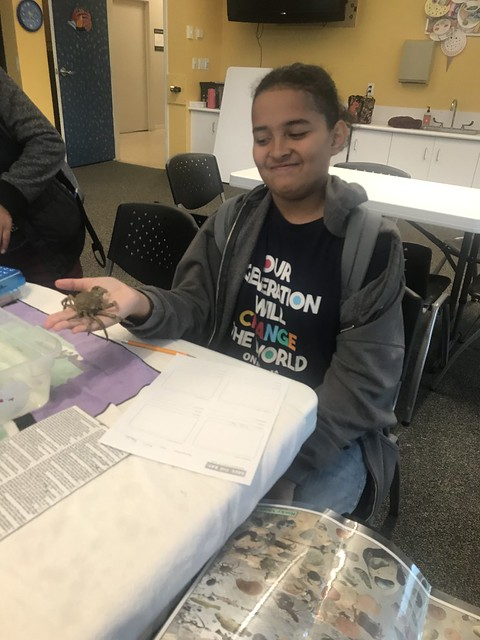 Esek Hopkins Middle PASA After-School Program, Fall 2019