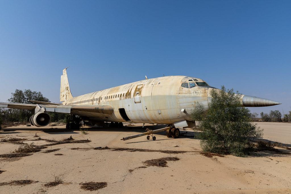 IAF Museum, Hatzerim Airbase, Beersheba