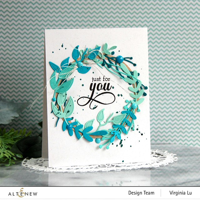Altenew-MakeaWreathDie-SeaShoreCardStock-Virginia#3