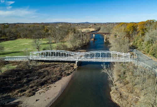 bridge river gittersteigen