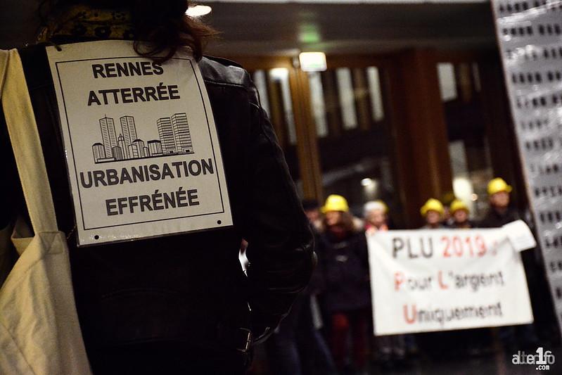 [14 Novembre 2019] – Un jour, une photo, un son : « Rennes atterrée, urbanisation effrénée »