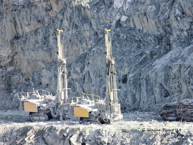 Epiroc Smartroc T45 Top Hammer Drill Rig