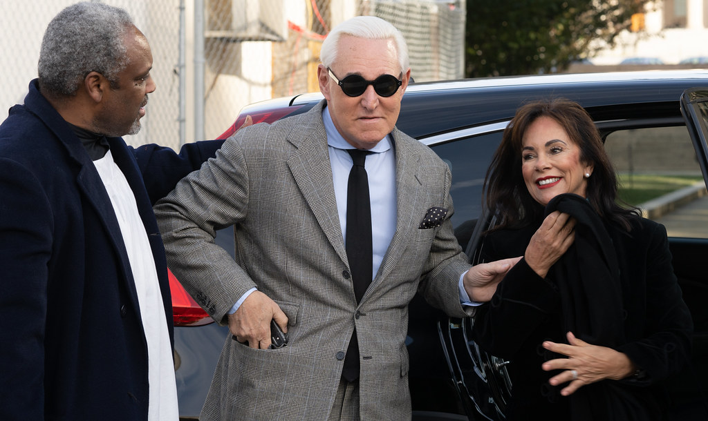 Roger Stone, day 7of trial