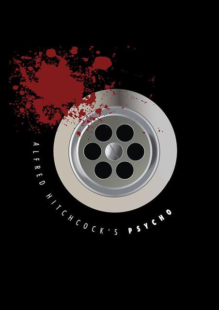 Psycho - Alternative Movie Poster