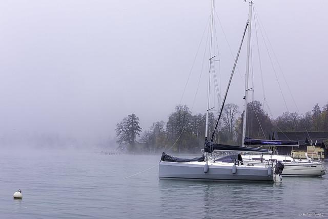 Mist on the Atterlake