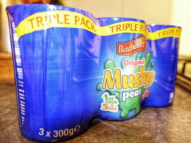 Anyone for Mushy Peas?