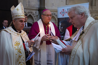 Ecumenical Service in the Temple Church in London marks 10th anniversary of The Friends of the Holy Land | by Catholic Church (England and Wales)