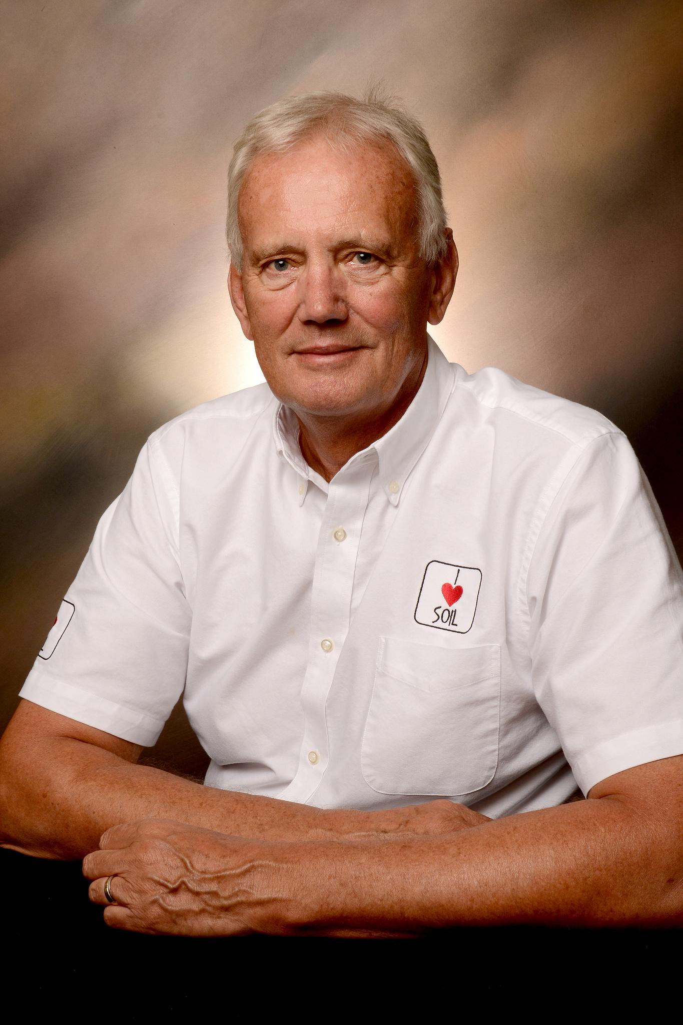 Andrew Sharpley - 2019 Norman Borlaug Award