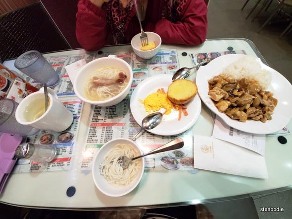 Golden Sand Restaurant food