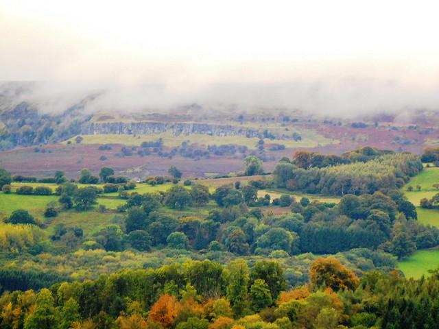Autumn in Brecon Beacons