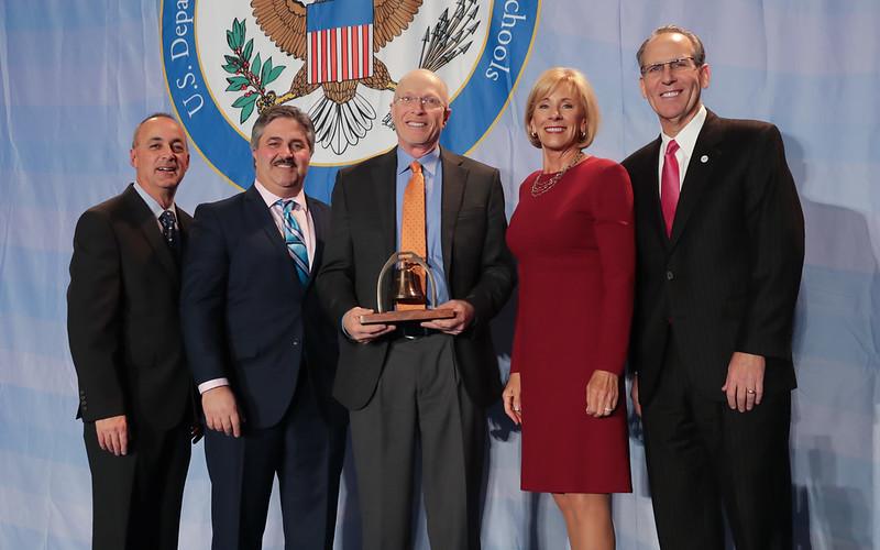 11142019 National Blue Ribbon Schools 2019 - Terrel Bell Award Winners