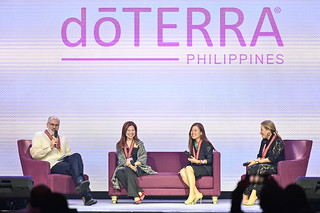 doTERRA Philippines Grand Opening | by beingjellybeans
