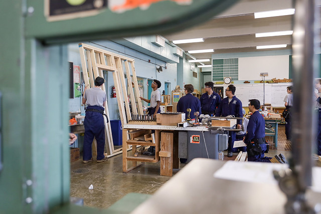 Opening doors to trades training for youth, women