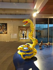 Niki de Saint Phalle @ Museum Beelden aan Zee