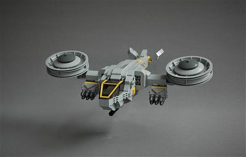 NE-P Defender II - New Elementary parts fest