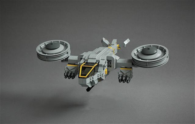 NE-P Defender II-新基本部件节