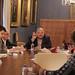 Gobierno de Venezuela recibe Coalición Internacional de Juristas por la Paz y la Democracia